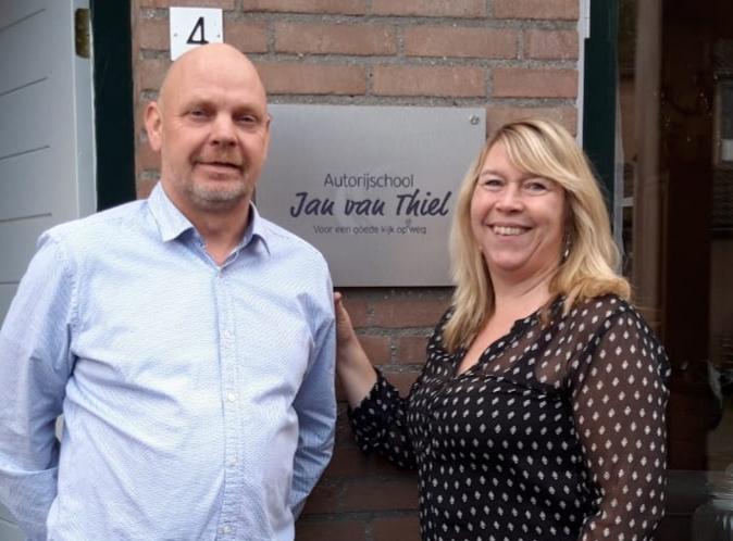 Jan van Thiel en Hermien Ketelaars -van Thiel